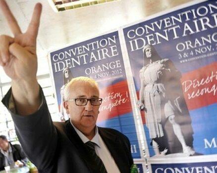 Mario Borghezio alla Convention identitaire