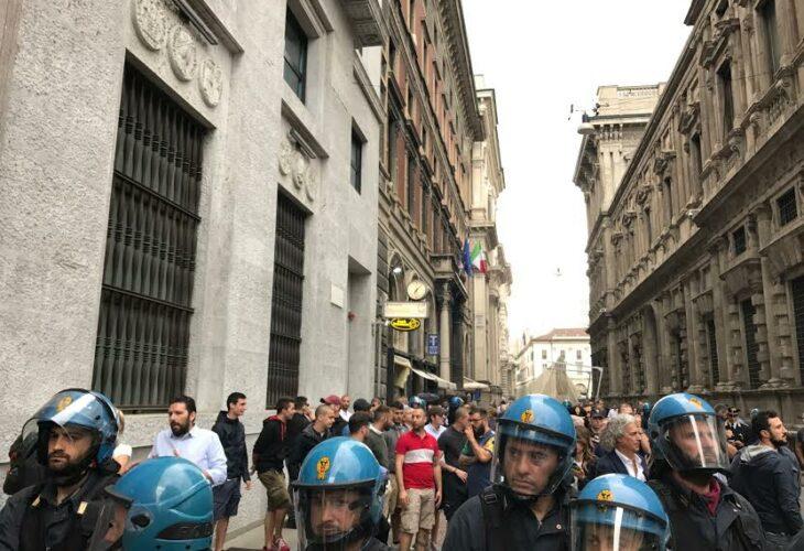 Il 10 gennaio nuova udienza del processo contro Francesco Polacchi per aggressione